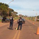 Siniestro vial entre dos vehículos dejó solo daños materiales