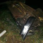 Despiste de un vehículo dejó un joven con lesiones leves