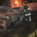 La Policía investiga el incendio de un vehículo en Oberá