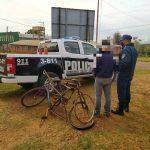 La Policía recuperó dos bicicletas robadas en pocas horas