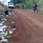 Limpieza y eliminación de micro basurales en espacios públicos