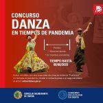 La danza en tiempos de pandemia