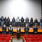 Encuentro con ganadores del Oberá Trabaja y Canta
