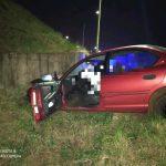 Despiste de un vehículo dejó un lesionado