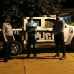 Detuvieron a uno de los presuntos autores de una tentativa de robo y lesiones ocurrido en Campo Ramón