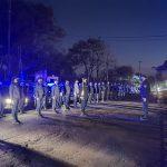6 detenidos, 4 automóviles y 9 motocicletas retenidas en el marco del Operativo de Seguridad Ciudadana