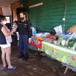 La Policía continúa con actividades comunitarias y solidarias en toda la Provincia