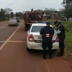 Operativos viales: Retuvieron un camión y tres motocicletas