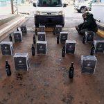 Gendarmería secuestró mercadería de contrabando en varios procedimientos