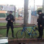 Policías recuperaron varios objetos robados: hay un menor involucrado
