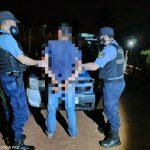 Detuvieron a un hombre por amenazar de muerte a su vecina