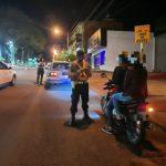 Operativo de Seguridad Ciudadana: incautaron marihuana, retuvieron vehículos y hubo detenidos