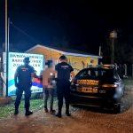Detuvieron a seis infractores en Operativos de Nocturnidad