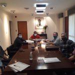 Autoridades de la CELO se reunieron con Herrera Ahuad y Safrán para coordinar estrategias de trabajo conjunto
