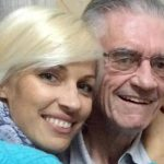 Ingrid Grudke pudo despedirse de su padre en Misiones