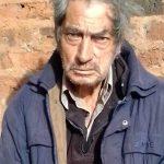 Buscan a un hombre de 77 años que se fue de su vivienda en Villa Bonita