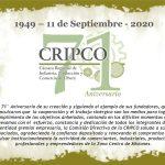 Aniversario de la creación de la CRIPCO