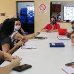 Capacitación sobre el programa Familias Solidarias