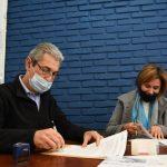 Firma de convenio con la Fundación ADEMI