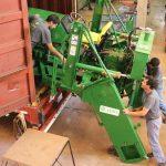 Los genios de Oberá están por hacerlo otra vez: diseñan la cosechadora de tabaco que podría cambiar la historia