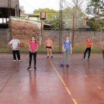 Oberá Handball se puso en movimiento
