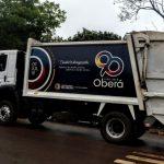Tres barrios con nuevo horario para la recolección de residuos