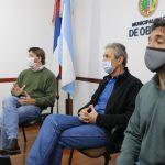 Reunión con el Ministerio de Agro y Producción de Misiones