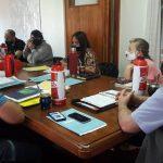 Labor semanal en Comisiones del Concejo Deliberante
