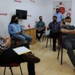 Reunión informativa con el sector inmobiliario