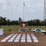 Actuaciones policiales de Gendarmería Nacional en la provincia