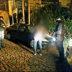 La Policía recuperó un auto robado en Buenos Aires