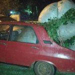 La Policía los sorprendió transportando raídos de hojas de yerba mate robada y fueron detenidos