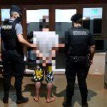 Violencia familiar: Detuvieron a un hombre por agredir a su concubina