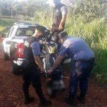 Recuperaron una moto a pocas horas de ser robada en Oberá