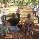 La Policía Comunitaria brindó una charla a vecinos de Villa Blanquita