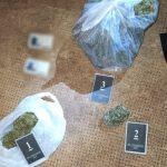 """Atraparon a supuesto """"motodelivery"""" con más de un kilo de marihuana en Oberá"""