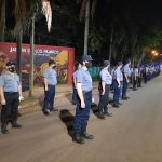 Sábado de Operativo Seguridad Ciudadana en Oberá: 10 detenidos, 5 licencias y 2 autos retenidos