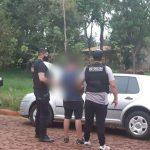 En Oberá secuestraron un vehículo con documentaciones apócrifas