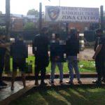 Más detenidos por el desorden en el barrio Gunther  de Oberá