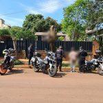 Fueron detenidos por apedrear y amenazar a vecinos en Villa Cristen de Oberá
