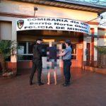 Jóvenes terminaron detenidos en Oberá por robar en dos viviendas