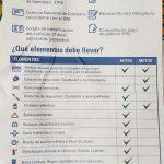 Polémica por folleto que reparten inspectores municipales