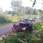 Tres heridos tras siniestro vial en la ruta 14
