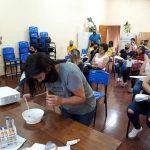 Capacitación sobre el Levantamiento de Índices Rápidos de Aedes Aegypti. (LIRAa)