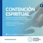 Espacio de contención espiritual