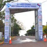 Campo Grande: primer caso de Covid-19 y apelan al compromiso social