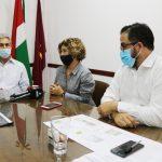 Firma de convenio con el Ministerio de Agricultura Familiar