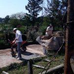 Beneficiarios del Programa Potenciar concluyeron obras en el Hogar Santa Teresa del Niño Jesús