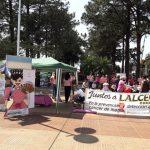 Concientización en la lucha contra cáncer de mama