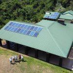 El Parque Provincial Moconá ya genera energía a través de paneles solares